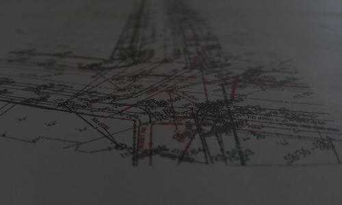 Topografinių planų sudarymas